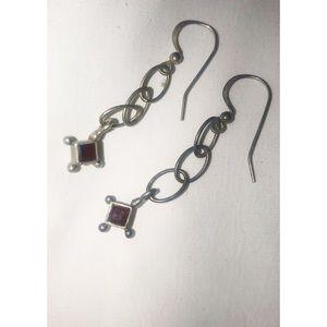 Jewelry - Boho dangling earrings.